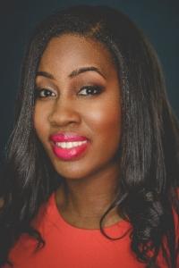 Cicely K. Johnson, PhD Bio Portrait