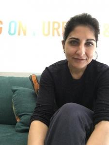Kanika Priya Sethi Bio Portrait